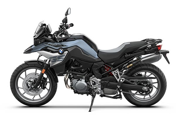Rent a BMW F750GS 2018 Motorcycle for your Romanian Adventure